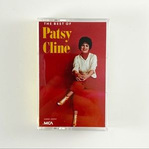 Best of Patsy Cline (Cassette 1985 MCA) Country